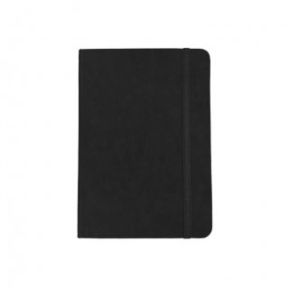 Personalized A5 Notebook (Black)