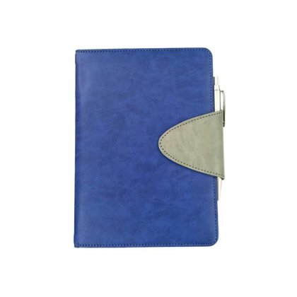 Personalized A5 Notebook (Blue)