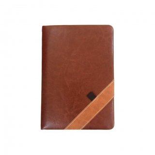 Personalized A5 Notebook (Brown Color)