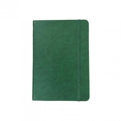 Personalized A5 Notebook (Green)