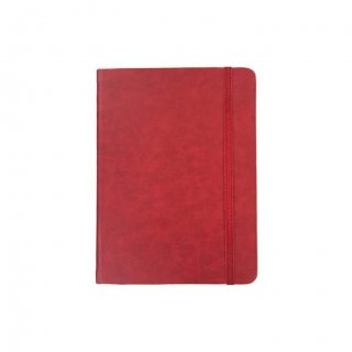 Personalized A5 Notebook (Red)