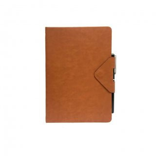 Personalized A5 Notebook (Tan Color)