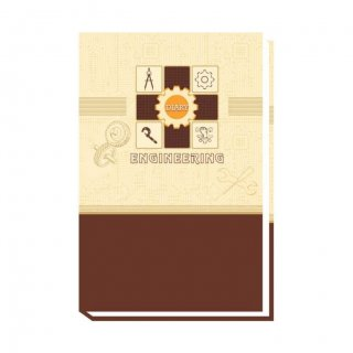 Personalized A5 Planner Engineer'S Diary - Natural