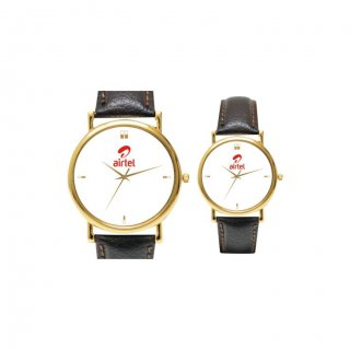 Personalized Airtel 2 Watch Set Wrist Watch