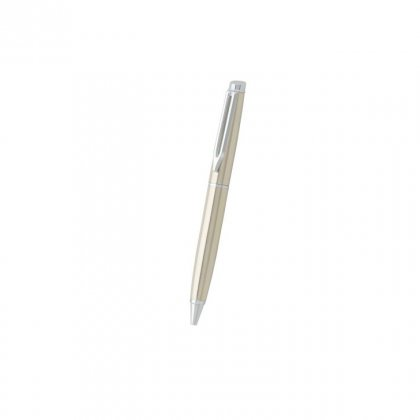 Personalized Alkermes Grey-Silver Metal Pen With Box