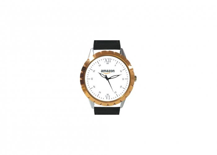 Personalized Amazon Matte Finish Box Wrist Watch In Delhi Gurgaon