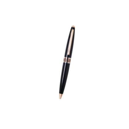Personalized Android Black-Golden Metal Pen With Box