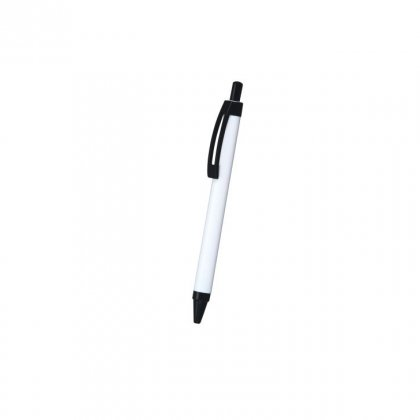 Personalized Ansal Housing White-Black Promotional Pen