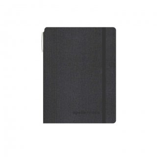 Personalized Apollo Tyres A5 Notebook (Black)