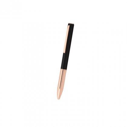 Personalized Ariston Black-Copper Metal Pen With Box