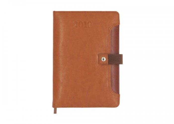 Personalized As Planner Diary