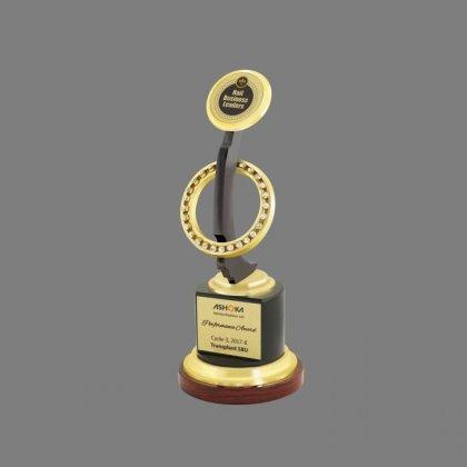 Personalized Ashoka Buildcon Trophy