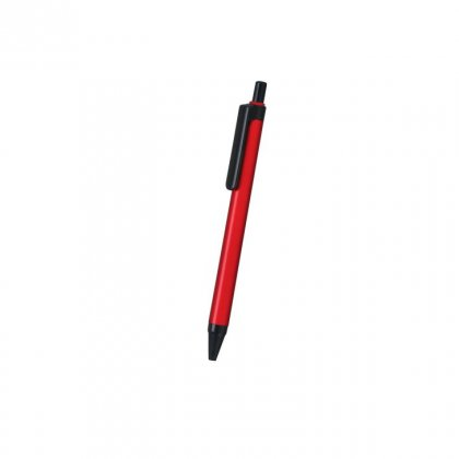 Personalized Balkan Holidays Maroon-Black Promotional Pen