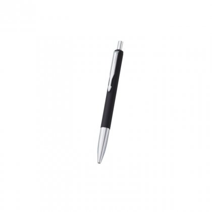 Personalized Betadine Black-Silver Metal Pen