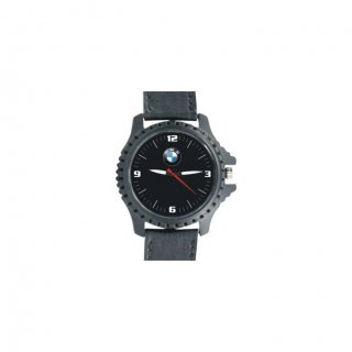 Personalized Bmw Matte Finish Box Wrist Watch