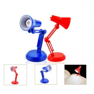 Personalized Book Light (Lights & Glow - Retro Lite) / Red