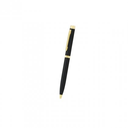 Personalized Camaro Black-Golden Metal Pen With Box