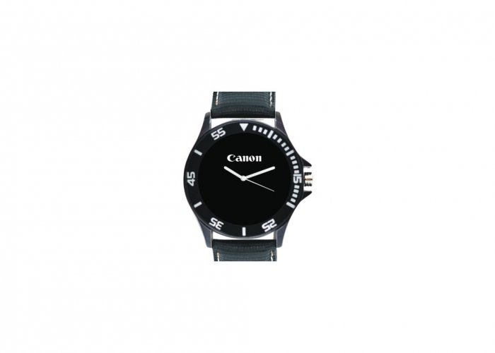 Personalized Canon Matte Finish Box Wrist Watch In Delhi Gurgaon