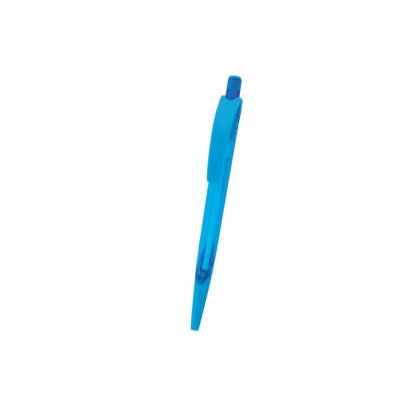 Personalized Chevrolet Prizm Blue Promotional Pen