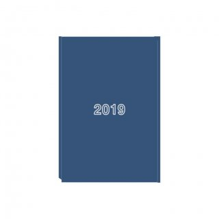 Personalized Chief Diary (Blue)