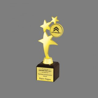 Personalized Citeron Star Award Star Trophy