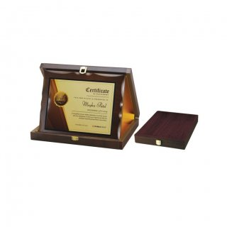 Personalized Ck Birla Award Memento