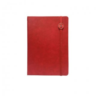 Personalized Coca Cola A5 Notebook (Red)