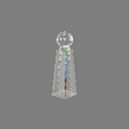 Personalized Crystal Cup Trophy Trophy