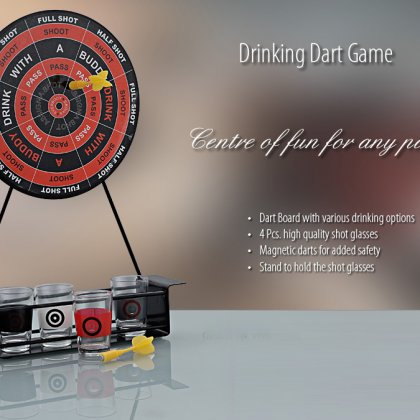 Personalized Dart Game