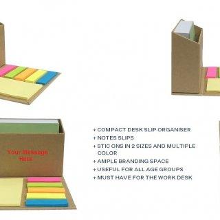Personalized Desk Slip Organiser