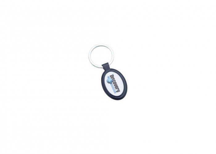 Personalized Discovery Channel Keychain In Delhi, Gurgaon