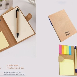 Personalized Eco Notepad