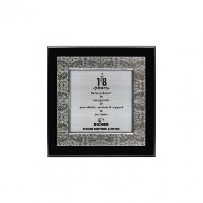 "Personalized Eicher Engraving Area Memento (4.5""X3.5"")"