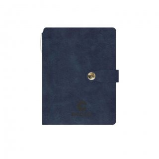 Personalized Escorts A5 Notebook (Blue)