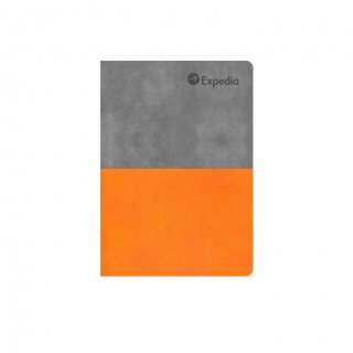 Personalized Expedia A5 Notebook (Grey Color)