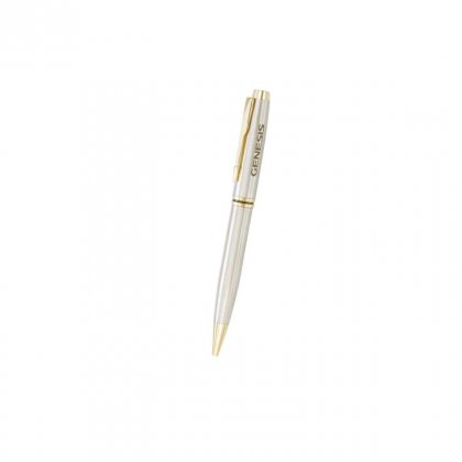 Personalized Gensis Golden Metal Pen With Box