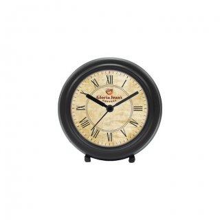 "Personalized Gloria Jeans Table Clock (3.75"" Dia)"