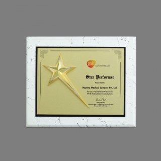 Personalized Gsk Glaxosmith Star Trophy
