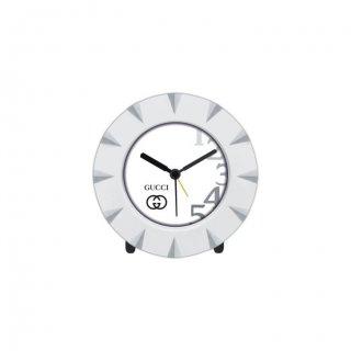 """Personalized Gucci Table Clock (3.25"""" Dia)"""