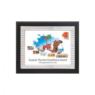"Personalized Gujarat Tourism Printing Size Memento (5.25""X7"")"