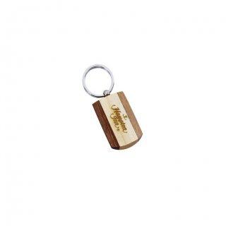 Personalized Hampton Keychain