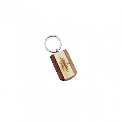 Personalized Hampton Keychain