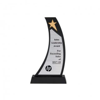 "Personalized Hp Engraving Area Trophy (1.5""X5"")"