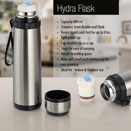 Personalized Hydra Flask (800 Ml)
