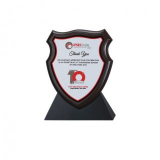 Personalized Ifsec Award Memento