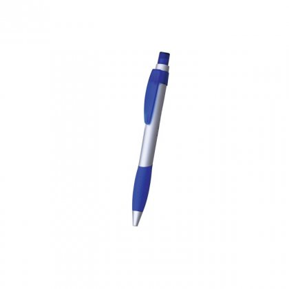 Personalized Infosys Silver-Blue Promotional Pen
