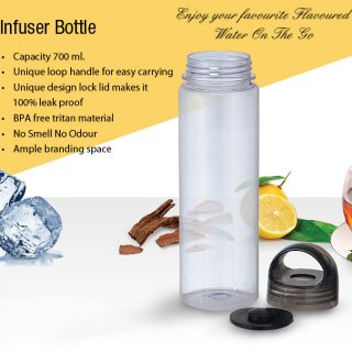 Personalized Infuser Bottle (470 Ml)