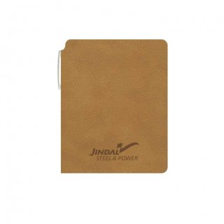 Personalized Jindal Steel A6 Notebook