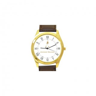 Personalized Johnnie Walker Matte Finish Box Wrist Watch