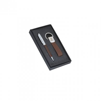 Personalized Legrand (Ball Pen+ Key-Chain) Gift Set